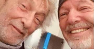 """L'operazione a Claudio """"Gallo"""" Golinelli è riuscita, il bassista di Vasco sta bene"""