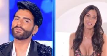Federico Fashion Style e Antonella Mosetti: scontro in tv tra accuse di capelli caduti e conti non pagati