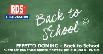 Effetto Domino: Back to School!