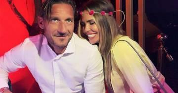 Ilary Blasi a Francesco Totti: 'A casa c'è una donna incinta', la reazione del marito
