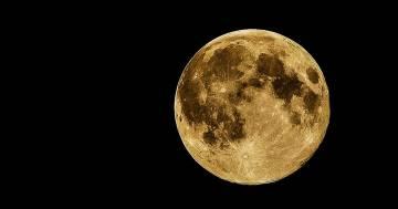 Questa sera vedremo una strana luna piena, succede ogni tre anni
