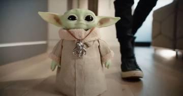'The Mandalorian': ecco il Baby Yoda telecomandato che ti segue per casa