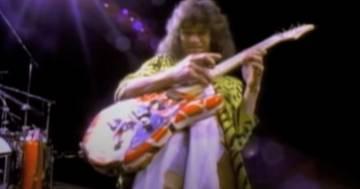 È morto il chitarrista Eddie Van Halen. Aveva 65 anni
