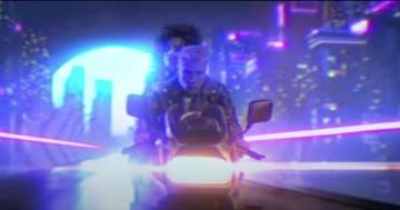 """Fedez: il video di """"Bella storia"""" con Chiara Ferragni è un tributo agli anni '80"""