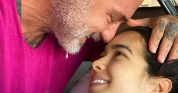 È nata Blu Jerusalema, la figlia di Gianluca Vacchi e Sharon Fonseca: l'annuncio su Instagram