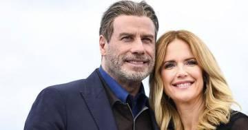 John Travolta e la commovente foto per il compleanno della moglie