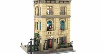 """La casa de """"La Tata"""" diventa un set Lego: ecco il video"""