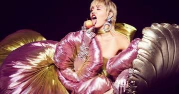 Miley Cyrus sta preparando un album di cover di Metallica