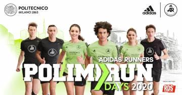 PolimiRun Days 2020: un format tutto nuovo per tornare a correre!