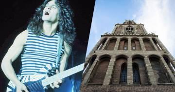 Le campane del Duomo di Utrecht rendono omaggio a Eddie Van Halen: il video