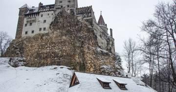 Per Halloween il castello di Dracula apre le sue porte ad un tour virtuale