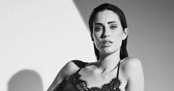 Federica Nargi irresistibile: nella foto in bianco e nero stupisce i follower