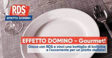 Effetto Domino: Gourmet!