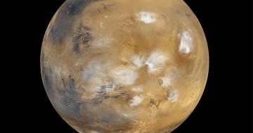 Da Marte si vedono i tramonti di colore blu: ecco perché