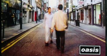 Oasis: compie 25 anni lo storico album '(What's the Story) Morning Glory?'