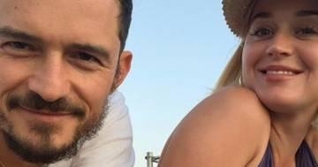 Orlando Bloom dedica a Katy Perry per il suo compleanno un post di foto inedite della coppia