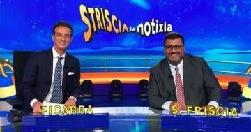 'Striscia la notizia': Picone è in forse, lo sostituirà Sergio Friscia