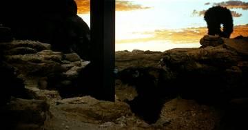 Hanno trovato uno strano monolite di metallo nel deserto dello Utah