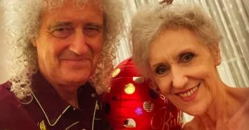 """Brian May parla della malattia e ringrazia la moglie: """"Mi ha salvato la vita"""""""