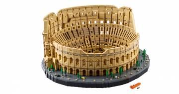 Ecco il Colosseo della Lego, è uno dei set più grandi di sempre