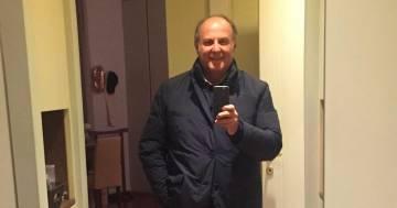 Covid: Gerry Scotti è tornato a casa, ecco il suo post su Instagram