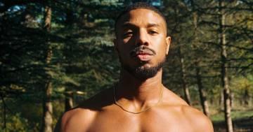 Muscoli in bella mostra e fisico incredibile, Micheal B Jordan lascia tutti a senza parole