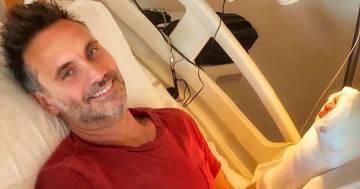 Brutto incidente per Nek, il cantante è stato ricoverato in ospedale: ecco come sta
