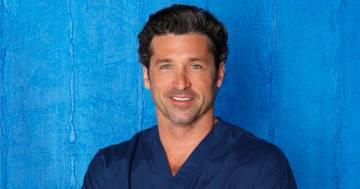 """Patrick Dempsey tornerà nella nuova stagione di """"Grey's Anatomy"""": le prime immagini"""