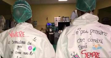 Il bellissimo post di Vasco dedicato a tutti gli infermieri in prima linea contro il Covid