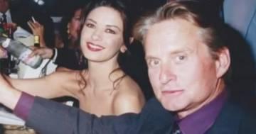 Catherine Zeta-Jones e Michael Douglas festeggiano le loro 'nozze di porcellana'
