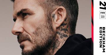 David Beckham apparirà in due videogame di Fifa21