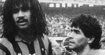 Addio Maradona: a rendergli omaggio è il suo grande avversario Ruud Gullit