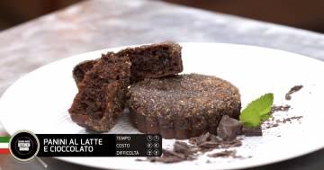 PANINI AL LATTE E CIOCCOLATO - Alessandro Borghese Kitchen Sound - Chocolate