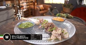 Bollito misto alla piemontese - Alessandro Borghese Kitchen Sound - Rural Glam