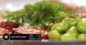 Riso bianco giapponese - Alessandro Borghese Kitchen Sound - Sol Levante