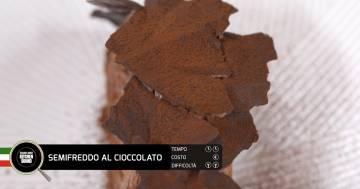 SEMIFREDDO AL CIOCCOLATO - Alessandro Borghese Kitchen Sound - Chocolate