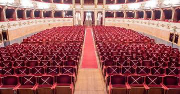 I teatri sono chiusi: ma il teatro 'La Pergola' di Firenze ha avuto un'idea bellissima