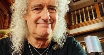 Brian May ha inventato un sistema di ventilazione per mettere i concerti in sicurezza