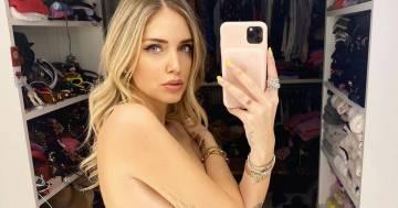Chiara Ferragni al sesto mese: il selfie con il pancione conquista i fan