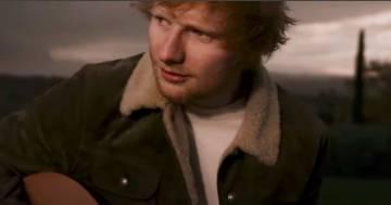 Per Natale Ed Sheeran ha regalato a tutti una nuova canzone: ecco il video