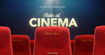 Solo al cinema: l'emozionante campagna per sostenere la ripartenza delle sale italiane