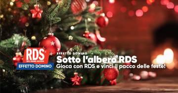 Effetto Domino: Sotto l'Albero RDS