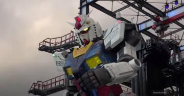 Gundam è stato ufficialmente inaugurato: ed è subito entrato nel Guinness dei Primati