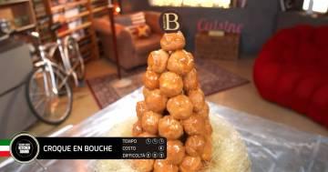 Crouque en bouche - Alessandro Borghese Kitchen Sound - I grandi classici della pasticceria