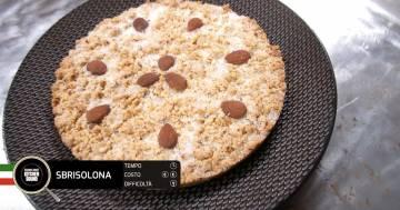 Sbrisolona - Alessandro Borghese Kitchen Sound - I profumi del forno