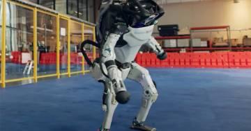 I robot di Boston Dynamics ballano sulle note di 'Do You Love me': il video è impressionante