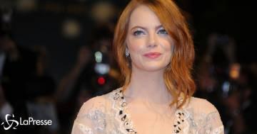 Emma Stone è in dolce attesa: ecco le prime foto con il pancione