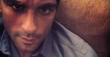 Le foto sotto la doccia di Francesco Arca mandano in tilt Instagram