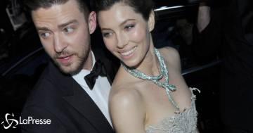 È nato il secondo figlio Justin Timberlake eJessica Biel, ecco come si chiama