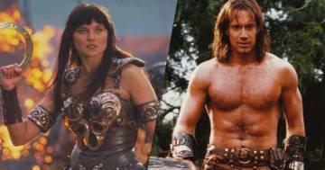 Xena zittisce Hercules dopo l'attacco al Campidoglio: la sua risposta è epica